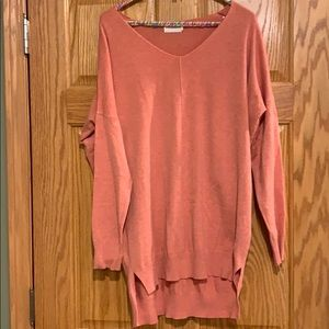 Dreamers high low sweater